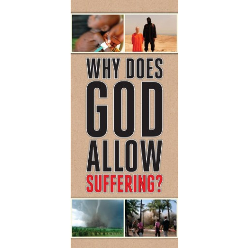 why does god allow suffering essay Why does god allow suffering: and other essays on the spiritual quest by robert powell starting at $150 why does god allow suffering: and other essays on the.