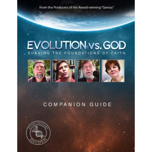 evolution vs god During the program, stanford criticized evolution vs god—a new documentary  created by ray comfort that challenges evolutionary thought.