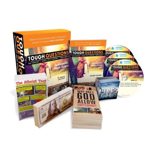 Tough Questions 5-Session DVD Study