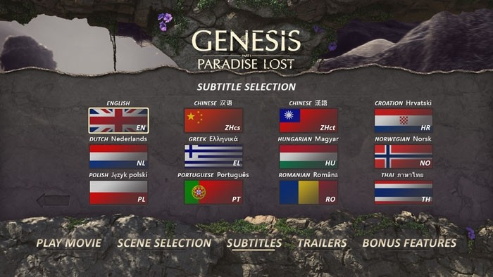 paradise lost vs genesis the Capturing the first week of creation with cutting-edge cinematography and biblical accuracy genesis: paradise lost brings the first chapter of genesis to life subtitled in 27 languages.