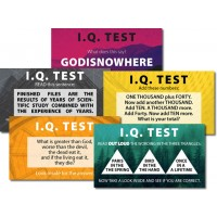 IQ tests (All Five Titles)