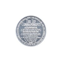 Ten Commandments Coin