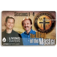 """Way of the Master"" Seasons 1 - 4 (USB Flash Drive)"