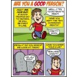 Comic - Are You a Good Person (mini version)