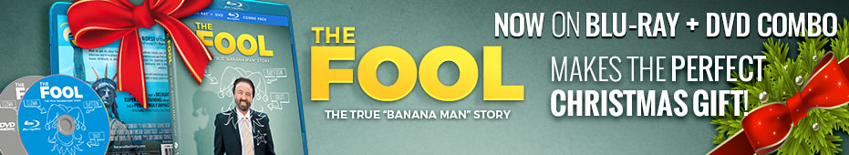 The Fool Blu-ray