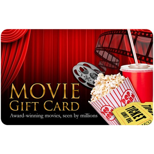 FullyFreeFilms.com Movie Gift Card