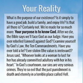 Life Alert Reviews >> What Is the Meaning of Life? - Tracts