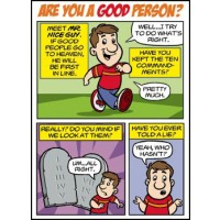 Comic - Are You A Good Person?